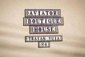 Aviator Boutique, Hotel  Otopeni - big - 112