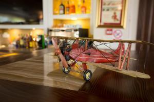 Aviator Boutique, Hotel  Otopeni - big - 89