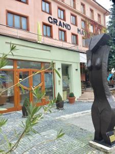Hotel & Penzión Grand Matej, Hotely  Banská Štiavnica - big - 80