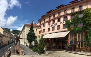 Hotel & Penzión Grand Matej, Hotely  Banská Štiavnica - big - 22