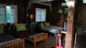 Ruen Chao Khun, Privatzimmer  San Kamphaeng - big - 10