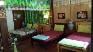 Ruen Chao Khun, Privatzimmer  San Kamphaeng - big - 7