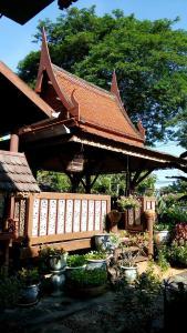 Ruen Chao Khun, Privatzimmer  San Kamphaeng - big - 16