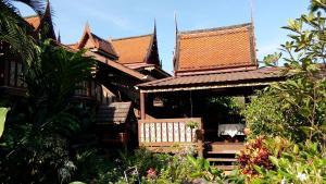 Ruen Chao Khun, Privatzimmer  San Kamphaeng - big - 3