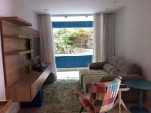 2 Quartos Gávea, Апартаменты  Рио-де-Жанейро - big - 19