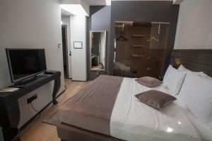 Solun Hotel & SPA, Hotels  Skopje - big - 64