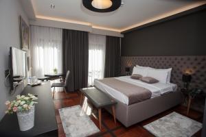 Solun Hotel & SPA, Hotely  Skopje - big - 65