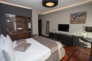 Solun Hotel & SPA, Hotely  Skopje - big - 67