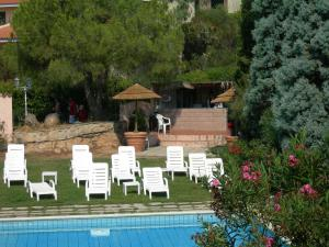 Triple Room - Annex - Swimming pool Hotel Rocca Dorada