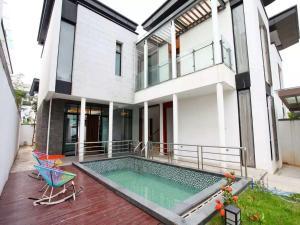 Conghua Mingyue Shanxi Fengyuan Li, 2nd Street No. 4 Villa, Vily  Conghua - big - 13