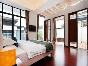 Conghua Mingyue Shanxi Fengyuan Li, 2nd Street No. 4 Villa, Vily  Conghua - big - 9