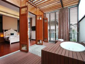 Conghua Mingyue Shanxi Fengyuan Li, 2nd Street No. 4 Villa, Vily  Conghua - big - 7