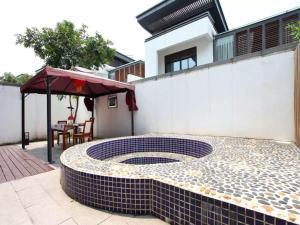 Conghua Mingyue Shanxi Fengyuan Li, 2nd Street No. 4 Villa, Vily  Conghua - big - 3