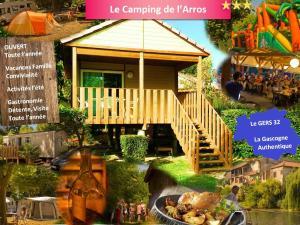 Camping de l'Arros