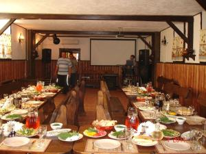 Загородный отель Кубанский хутор, Малый Разнокол
