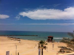 Almog Haifa's Coast Apartment