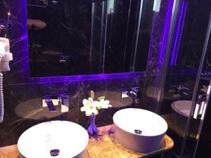 Vergos Hotel, Апарт-отели  Вурвуру - big - 91