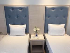 Vergos Hotel, Апарт-отели  Вурвуру - big - 90
