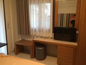 Vergos Hotel, Апарт-отели  Вурвуру - big - 68