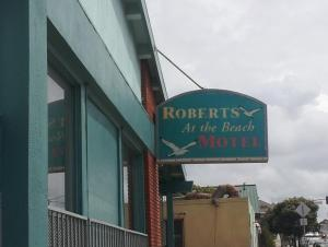 Nearby hotel : Robert's at the Beach Motel