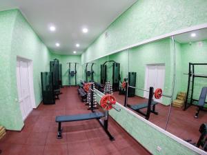 Hotel Santa Maria, Hotely  Mariupol' - big - 36