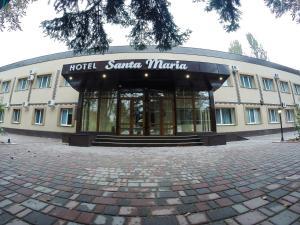 Hotel Santa Maria, Hotely  Mariupol' - big - 41