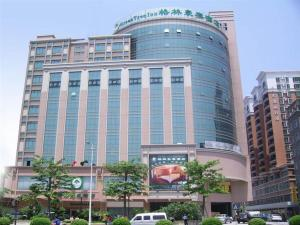 GreenTree Inn Dongguan Houjie Business Hotel