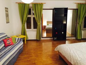 Old Town Apartment, Apartmány  Sibiu - big - 15