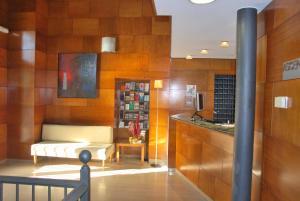 Nuevo Hotel Horus, Hotel  Saragozza - big - 35