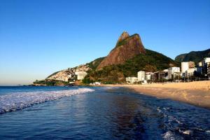 Apartment I302 Nascimento, Апартаменты  Рио-де-Жанейро - big - 16