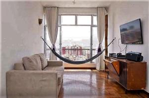 Apartment I302 Nascimento, Апартаменты  Рио-де-Жанейро - big - 17