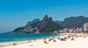 Apartment I302 Nascimento, Apartmány  Rio de Janeiro - big - 13