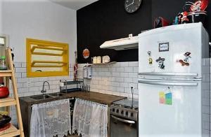 Apartment I302 Nascimento, Апартаменты  Рио-де-Жанейро - big - 14