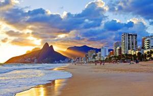 Apartment I302 Nascimento, Апартаменты  Рио-де-Жанейро - big - 9