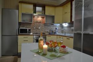 Apartment on Pritytskogo 8