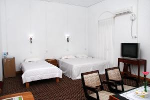 Than Lwin Hotel, Hotely  Mawlamyine - big - 10