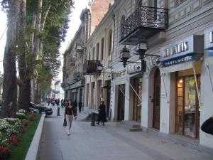 Rustaveli Axis Apartment