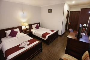 (Lucky Angkor Hotel)