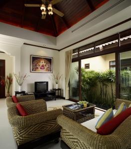 Les Palmares Villas, Курортные отели  Банг Тао Бич - big - 85