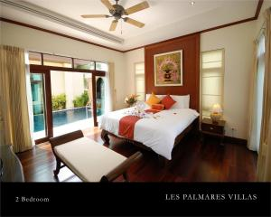 Les Palmares Villas, Курортные отели  Банг Тао Бич - big - 58