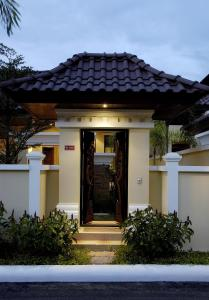 Les Palmares Villas, Курортные отели  Банг Тао Бич - big - 57