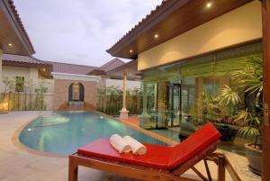 Les Palmares Villas, Курортные отели  Банг Тао Бич - big - 56