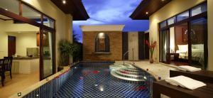 Les Palmares Villas, Курортные отели  Банг Тао Бич - big - 54