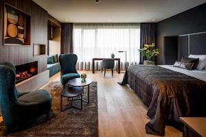 Van der Valk Hotel Enschede, Hotel  Enschede - big - 19