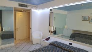 Hotel Ristorante Panoramico, Hotely  Castro di Lecce - big - 10