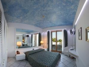 Hotel Ristorante Panoramico, Hotely  Castro di Lecce - big - 4