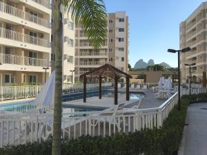 Suites W-Riocentro, Гостевые дома  Рио-де-Жанейро - big - 1
