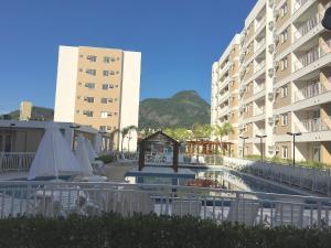 Suites W-Riocentro, Гостевые дома  Рио-де-Жанейро - big - 39