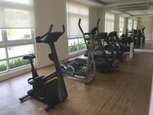 Suites W-Riocentro, Гостевые дома  Рио-де-Жанейро - big - 38