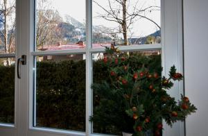 Alpenflair Ferienwohnungen Whg 303, Apartmány  Oberstdorf - big - 21
